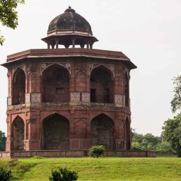 Monuments of Delhi – Purana Qila,