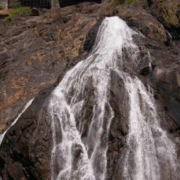 Doodh Sagar Water Fall, Goa