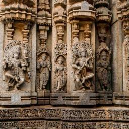 Somanathapura Temple near Mysore