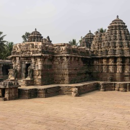 Temples and places of worship