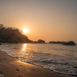Palolem and Agonda Beach Goa.