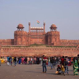 Red Fort – Delhi